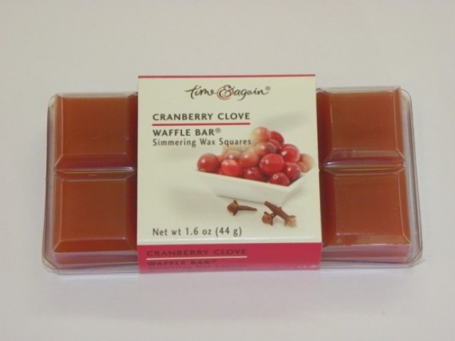 Fragrance – Waffle Bar – Cranberry Clove