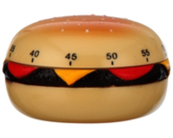 Hamburger Kitchen Timer