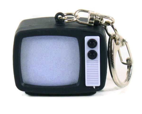 TV Static Keyring