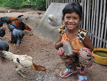 World Vision Smile – Chicken & Chicken Feed