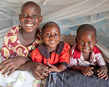 World Vision Smile – Mosquito Net