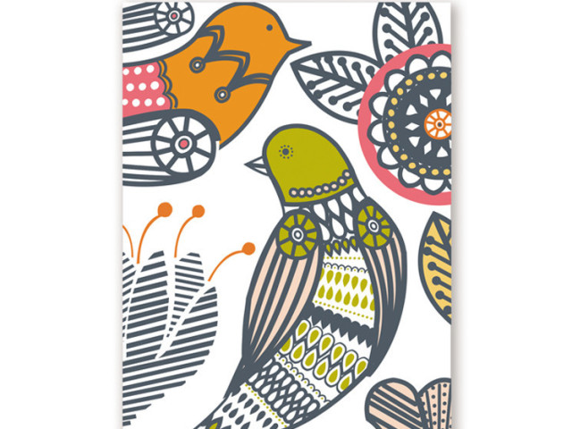 Isla Bird Card