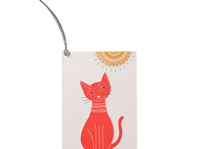Under the Sun Gift Tag