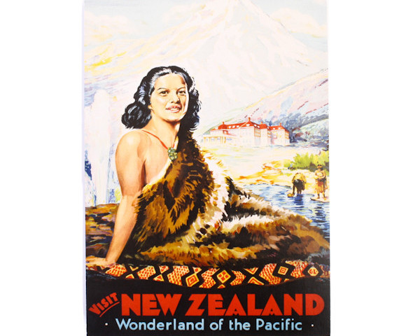 Retro Notepad – NZ Wonderland
