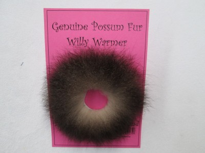 POSSUM FUR WILLY WARMER