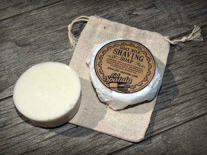 Goats Milk Shaving Soap refills