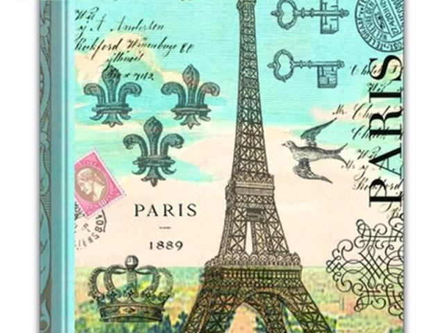 Notepad – Paris