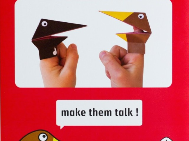 NZ Finger Puppets
