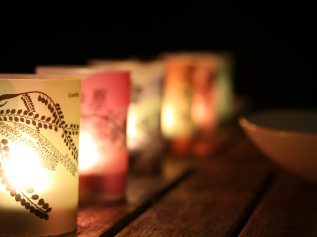 JO LUPING TEA LIGHT LANTERNS