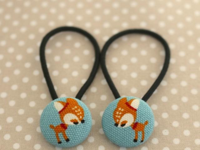 'Oh Deer' Hair Ties