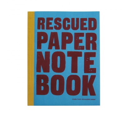sukie – rescued paper note book