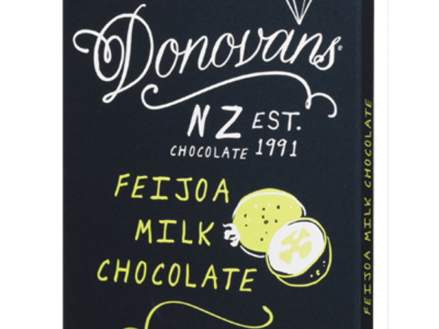 Feijoa Milk Chocolate 100g Bar