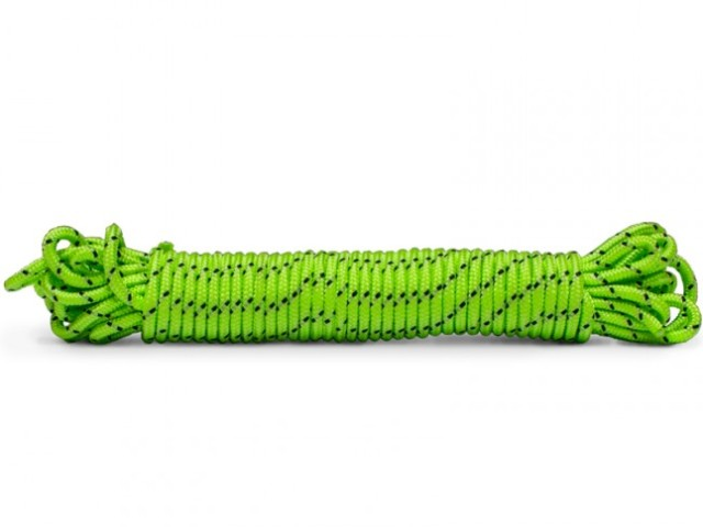 Camping – Glowing Guy Rope